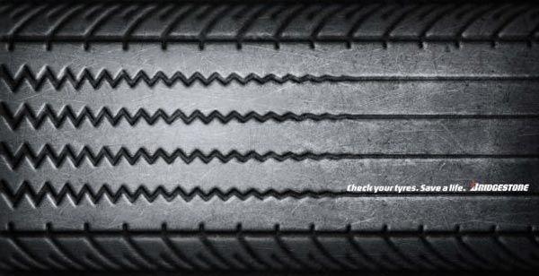 Bridgestone tires..