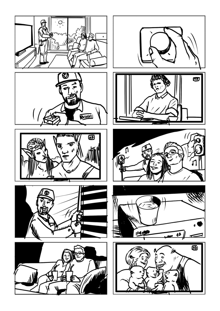 45 best My Storyboards images on Pinterest Storyboard, Feature - commercial storyboards