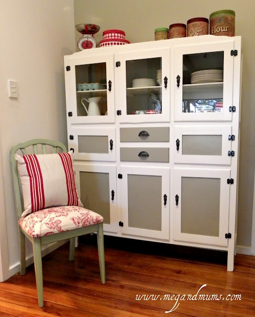 Redoing Kitchen Cabinets: 25 Best Images About Shabby Kitchen Dresser, Hutch, Pantry