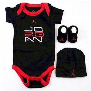 Baby boy Jordan outfit