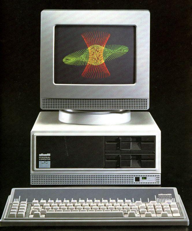 """Foto Gallery """"Un computer su ogni scrivania: la Olivetti e i primi PC"""""""