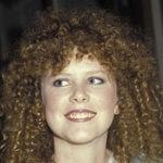 Nicole Kidman's natural hair :)