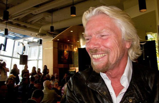 Sir Richard Branson Suggests Swapping Cattle Farming for Cannabis