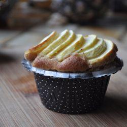 Cupcakes pomme cannelle sans gluten et sans lait