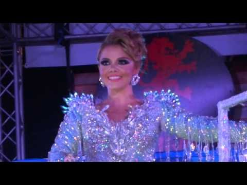 Calle arriba Las Tablas Rosario Mayela entrada a coronación 2016
