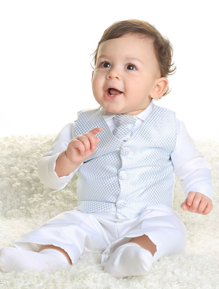 Baptism Clothes For Baby Boy Interesting 46 Best Baby Boy Baptism Outfits Images On Pinterest  Baptism Ideas Decorating Design