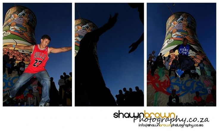 """""""Bboys - heat of the Battle"""" - Urban Sessions – Street Culture at Orlando Towers, Soweto"""