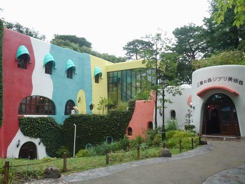 ジブリ美術館が2カ月を経てリニューアルオープン 大人も乗れるネコバスはモフモフ度upで再登場 ジブリ ジブリ美術館 三鷹の森ジブリ美術館