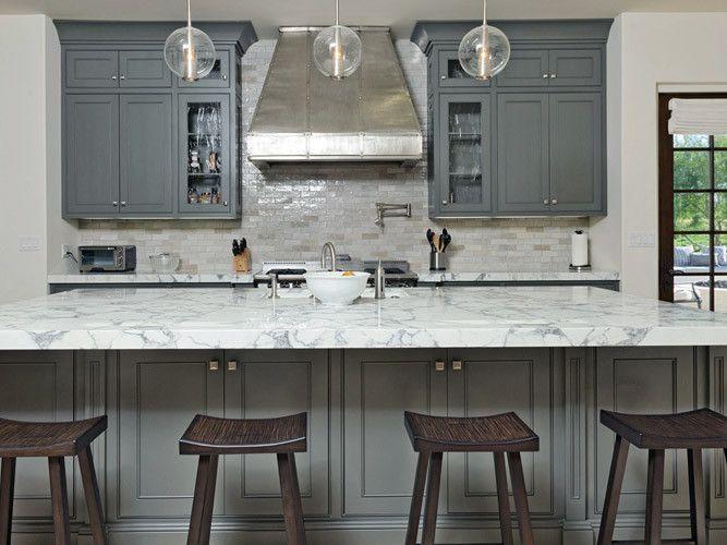 Modern Vintage Kitchen