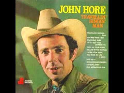 """NZ country/folk singer John Hore puts a kiwi spin on Johnny Cash's hit song, """"Ive Been Everywhere""""."""