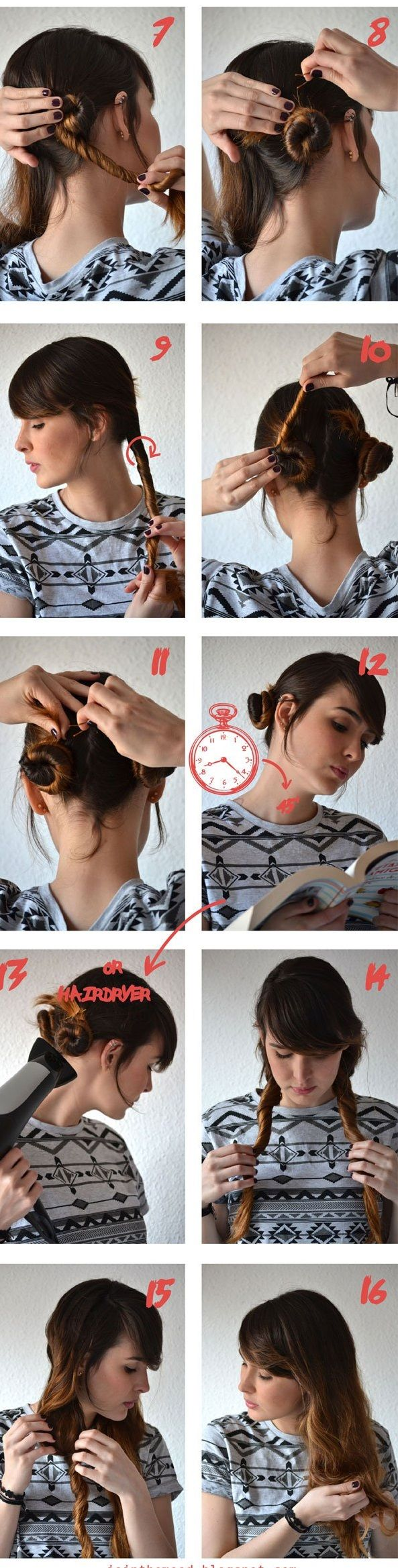 10 astuces pour boucler ses cheveux sans fer à friser