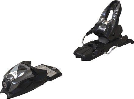Marker Free 8 B100 Ski Bindings Black 2-8 Din