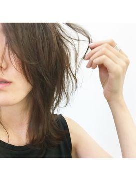大人女子ウルフヘア - 24時間いつでもWEB予約OK!ヘアスタイル10万点以上掲載!お気に入りの髪型、人気のヘアスタイルを探すならKirei Style[キレイスタイル]で。