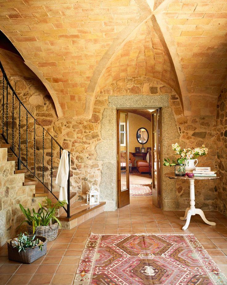 17 mejores ideas sobre escaleras de piedra en pinterest for Casa de azulejos cordoba