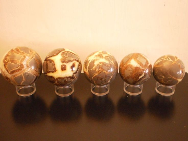 dragon stones septarian stone sphere round polished rocks minerals metaphysical
