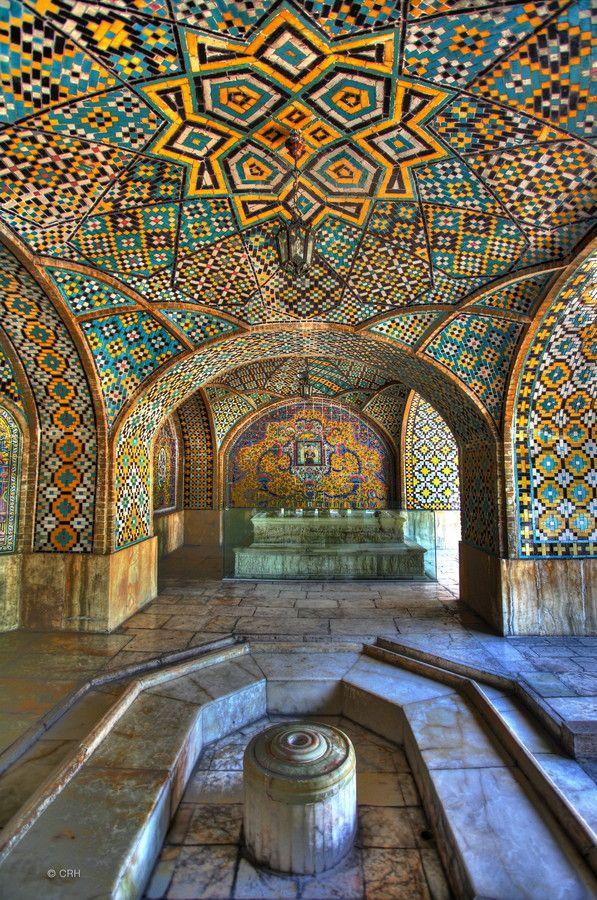 Golestan Palace by Chris R. Hasenbichler on 500px