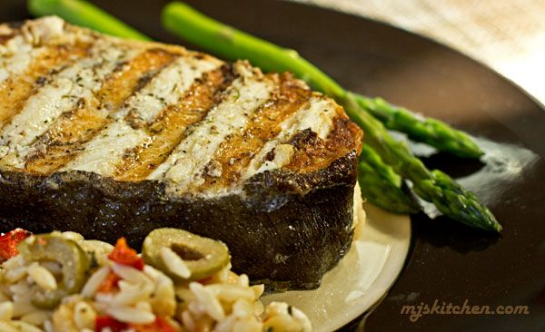 Grilled Halibut | Savory Treats | Pinterest