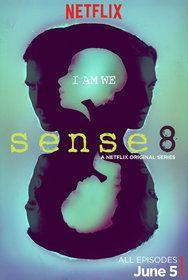 Восьмое чувство (Sense8), постер № 1