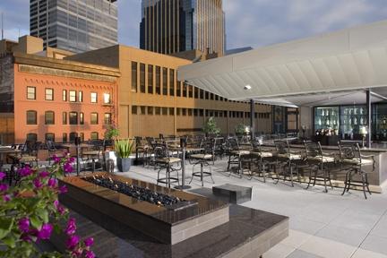 Seven Rooftop | Minneapolis Patio Week