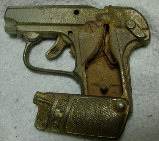 10 Best Cap Guns Images On Pinterest Old Fashioned Toys