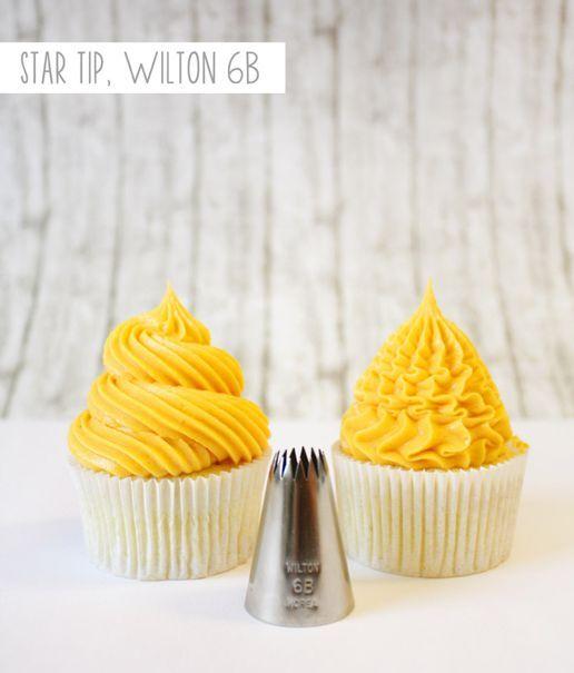 ТОРТОЛОГИЯ : Как украсить кексы кремом? Очень просто!