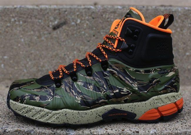 Nike Zoom Mw Posite Acg Quot Camo Quot Boots Camo Shoes
