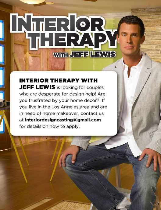 69 best jeff lewis images on pinterest bathroom - Interior therapy with jeff lewis ...