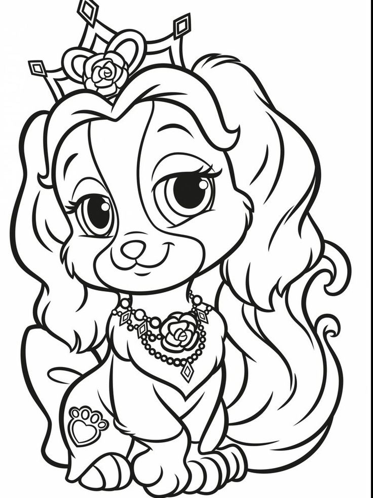 33+ Cute puppy coloring pages for adults ideas in 2021