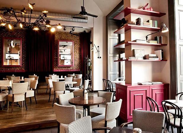 thiết kế quán cafe ở Sài Gòn