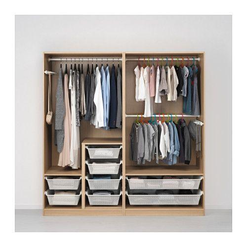 die 25 besten ideen zu pax kleiderschrank auf pinterest. Black Bedroom Furniture Sets. Home Design Ideas