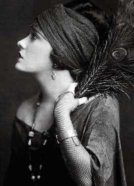 Biba style, 1920's,30's