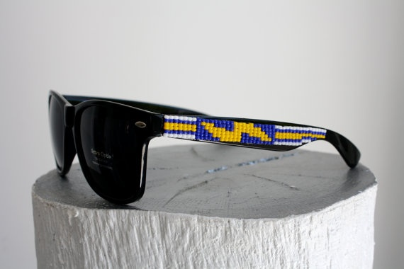 San Diego Chargers Sunglasses! I SOO WANT THESE!