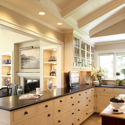 26 Best Images About Divider Between Kitchen On Pinterest Cabinets Living Rooms And Columns