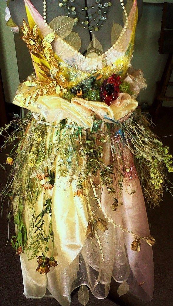 Dresses Pagan Wicca Witch:  #Faery #dress.