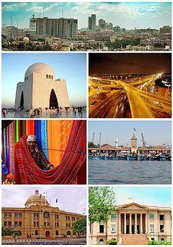 Karachi, Pakistan - Wikipedia, the free encyclopedia