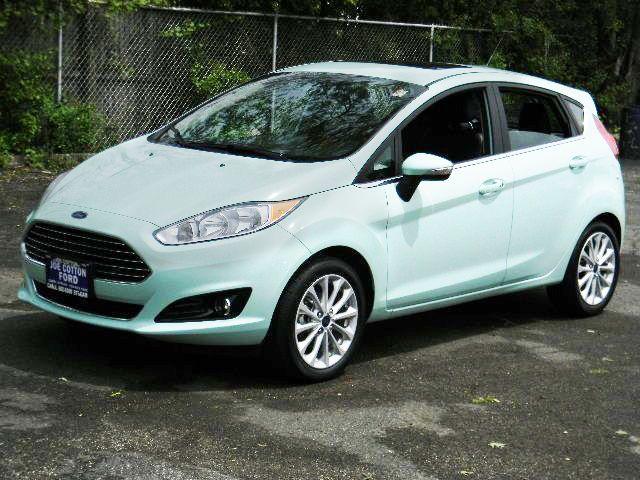 Used 2017 Ford Fiesta Titanium In Carol Stream Il Ford Fiesta Cars For Sale Carol Stream