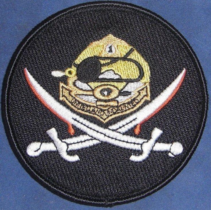 Royal Australian Navy frogmen - CDT