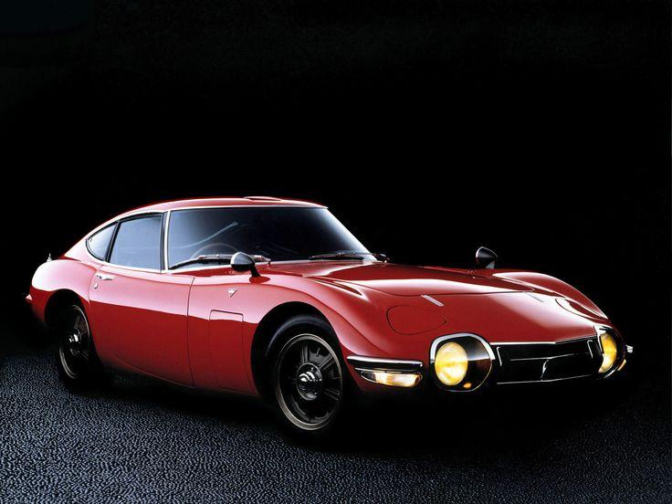 1967Toyota 2000GT