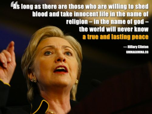 Image result for Hillary atheist