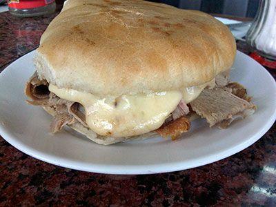 #lomito #queso