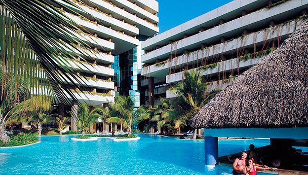 Hotel Melia Habana på Cuba. Soon I'll be here :)