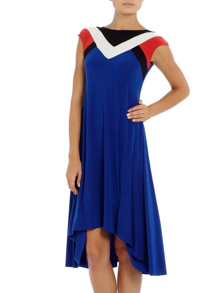 Toni V-Neck Dress