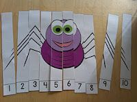 Little Miss Muffet or Itsy Bitsy Spider