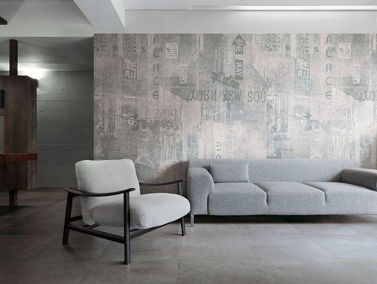 #MODERN #INTERIORS #DESIGN | Wall Graffiti | MOdern Interior Ideas