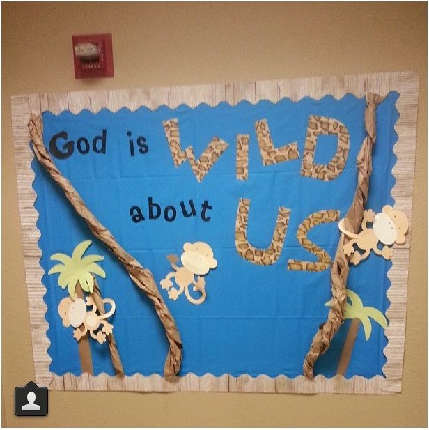 Jesus is wild about us!