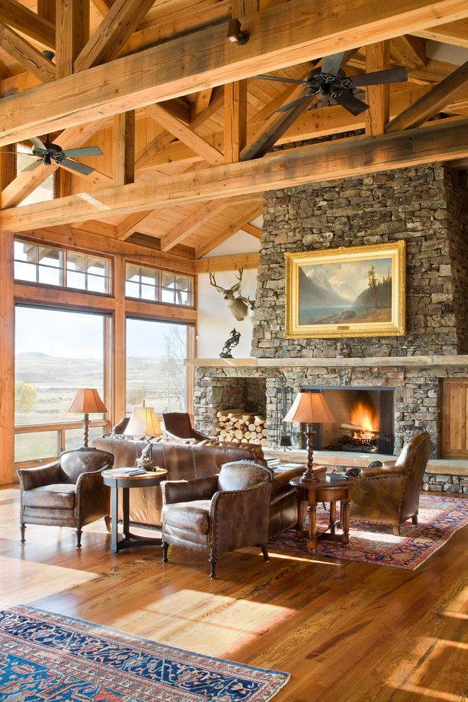 Rustic Luxury How To Get This New D Cor Trend At Home