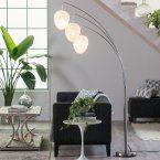 Adesso Belle Arc Floor Lamp - Floor Lamps at Hayneedle
