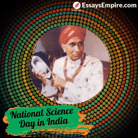 The last winter day is special for Indian science world, as well as for the global scientific communities appreciating the discoveries of Sir Chandrasekhara Venkata Raman. This Indian scientist won the Nobel Prize for Physics owing to his incredible findings in the field of light scattering, which was subsequently called Raman scattering.   #NationalScienceDay #India #Ramaneffect #Ramanscattering