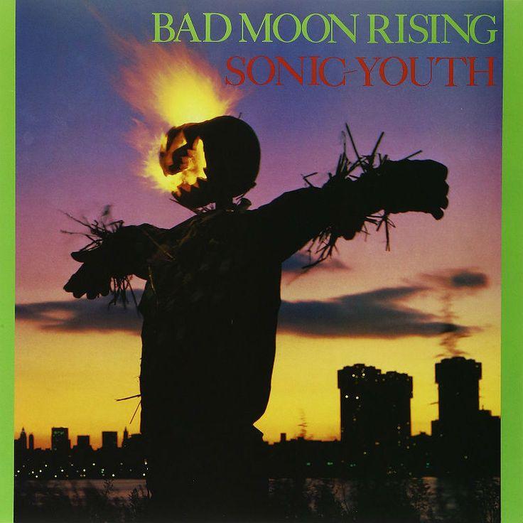 SONIC YOUTH | 'BAD MOON RISING' | #Alternative #Indie #PostPunk #ExperimentalRock #NoiseRock #1985