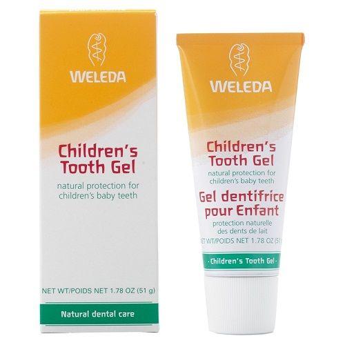 Weleda – Gel de dinti pentru copii (50ml)